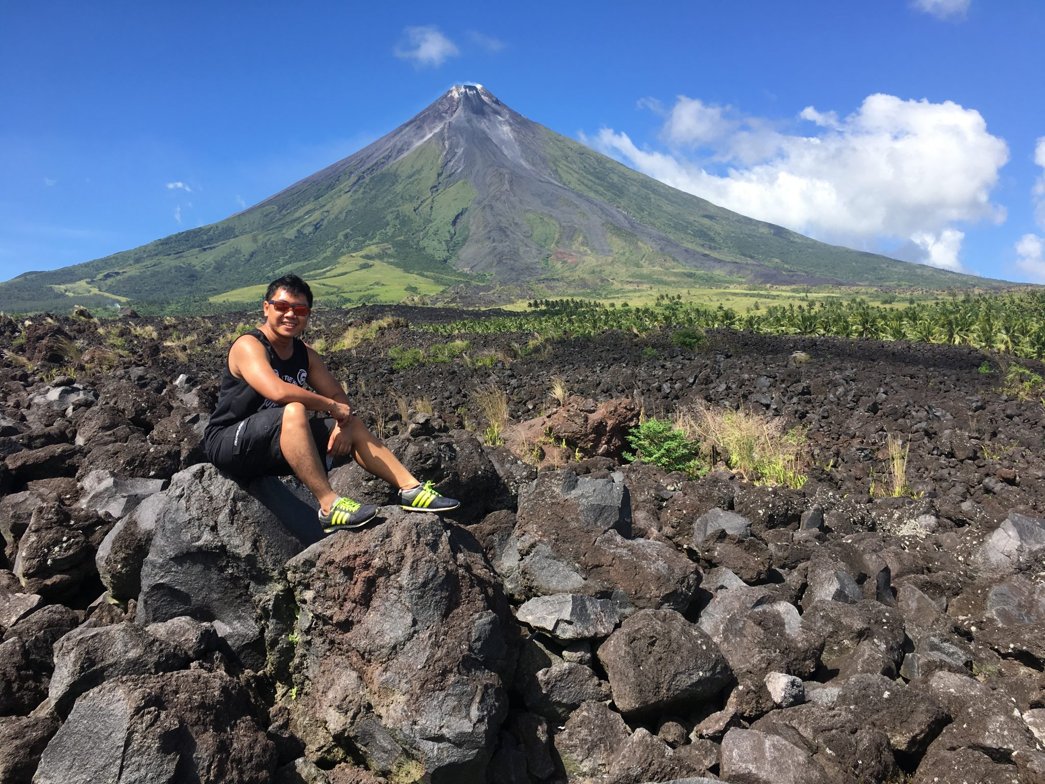 Solo Travel in Legazpi
