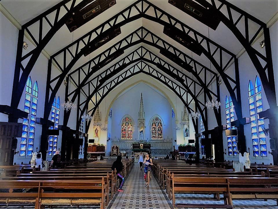 Tourist Spots in Puerto Princesa: The Cathedral