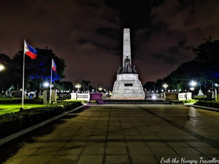 Manila Solo Travel
