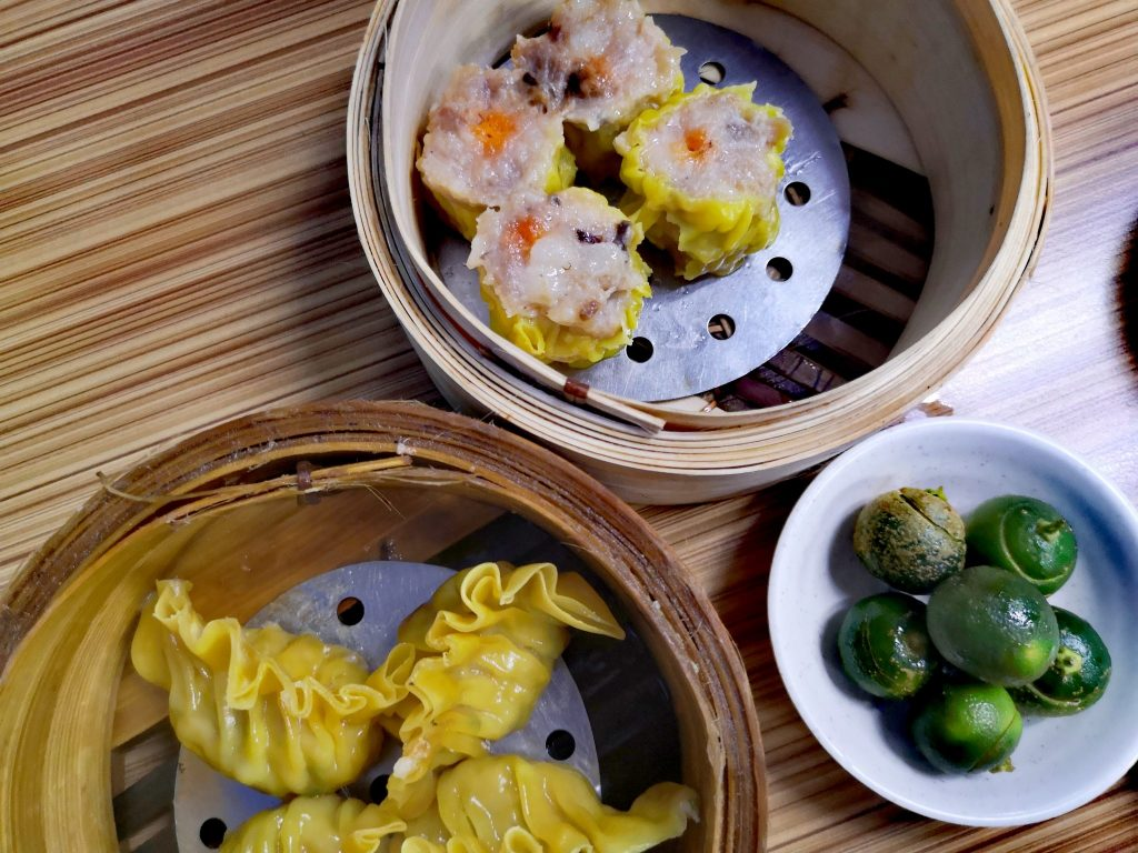 Travel with your parents: Chinese Food