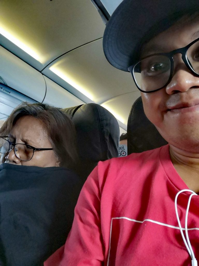 Travel with your parents: Live comfortably